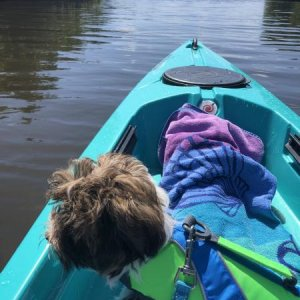 First Kayak Adventure